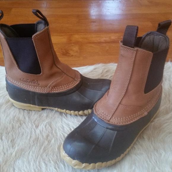 Cabela's Shoes | Cabelas Slipon Leather